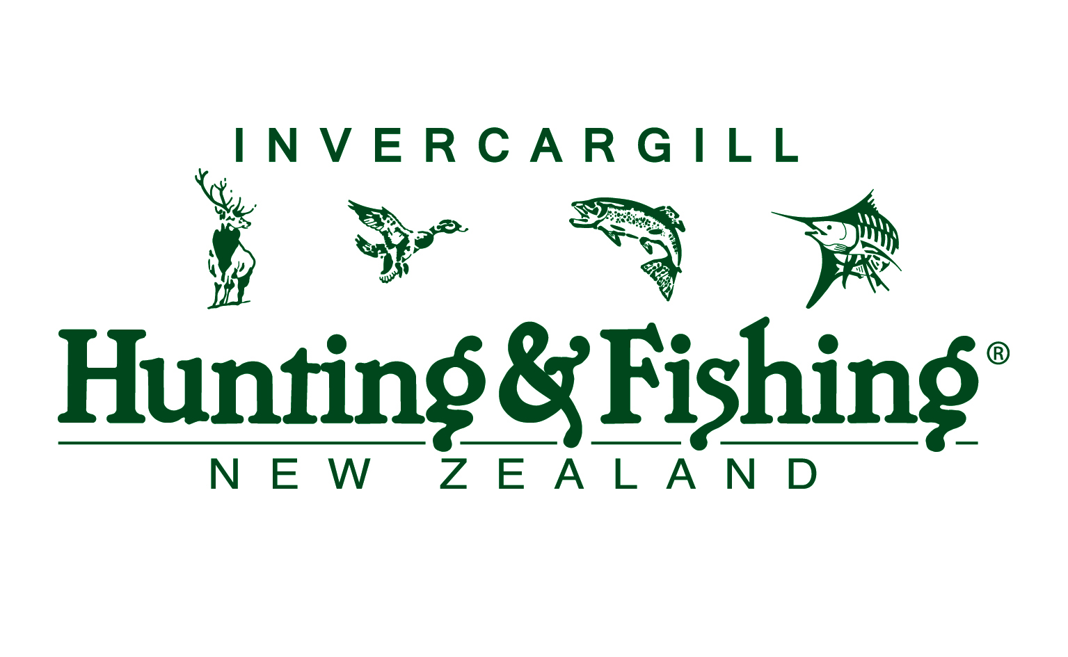 Invercargill HF official logo - green 3